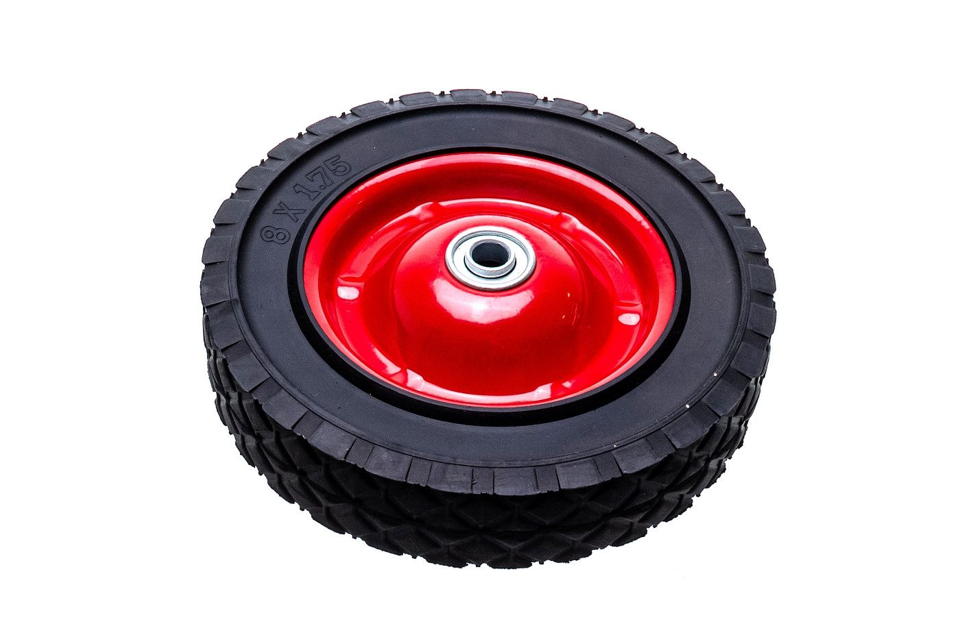 Univerzálne koleso 200mm - kovové ložisko, gumená pneumatika