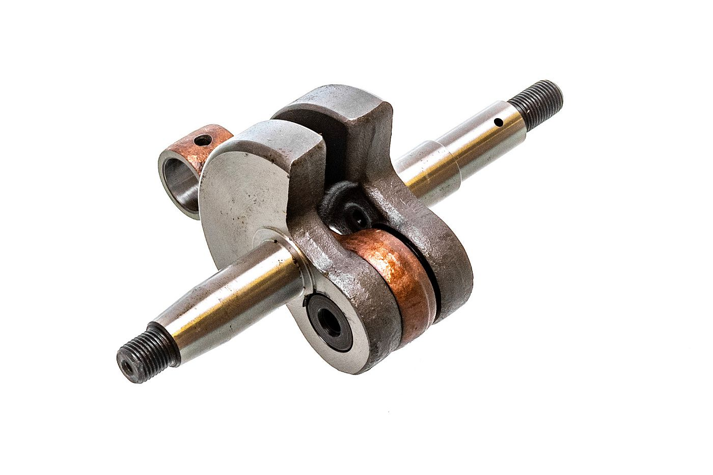 Kľukový hriadeľ Husqvarna 61 266 - 10 mm