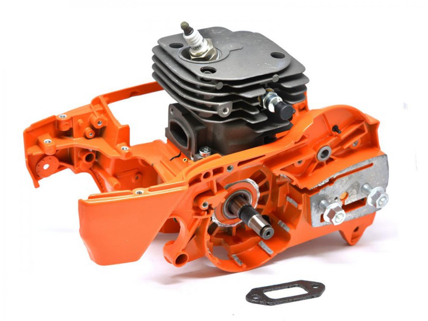 Motor Husqvarna 372 hranatý - 50 mm