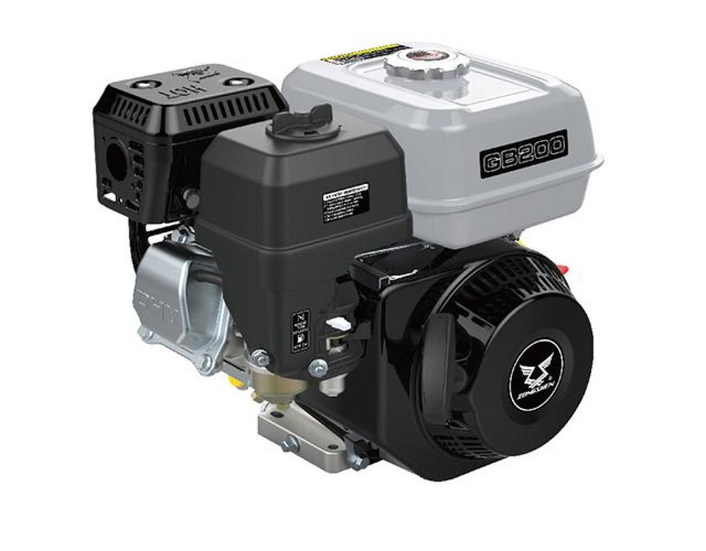 Motor ZONGSHEN GB200 196cc 6,5 HŘÍDEL 19mm