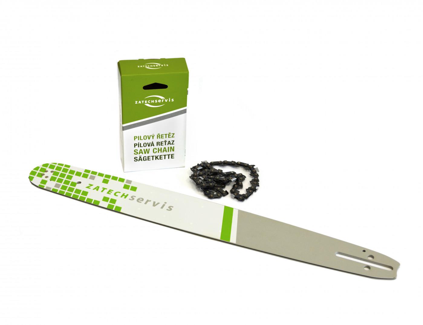 odiaca lišta 50cm + reťaz 78 článkov 325 1,5mm pre Husqvarnu