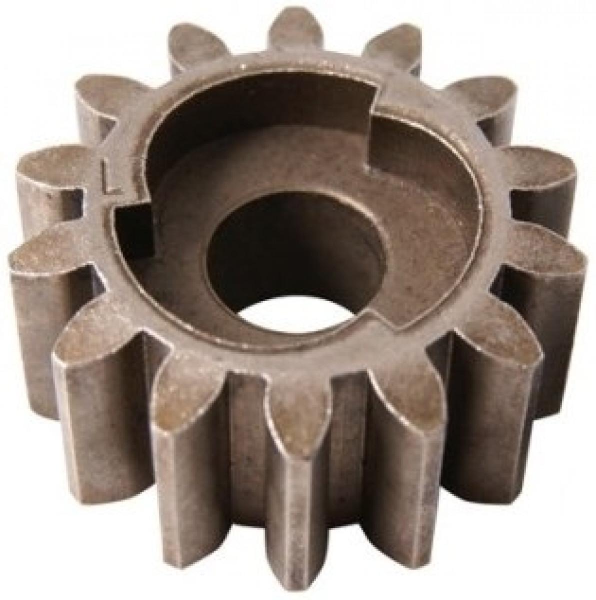 Ozubené koleso, pastorok pojazdu kosačiek - 14 zubov ĽAVE