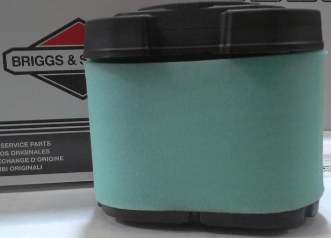 Vzduchový filter BRIGGS&STRATTON OHV NOVÝ TYP - 2 VÁLCE originálný diel 792105