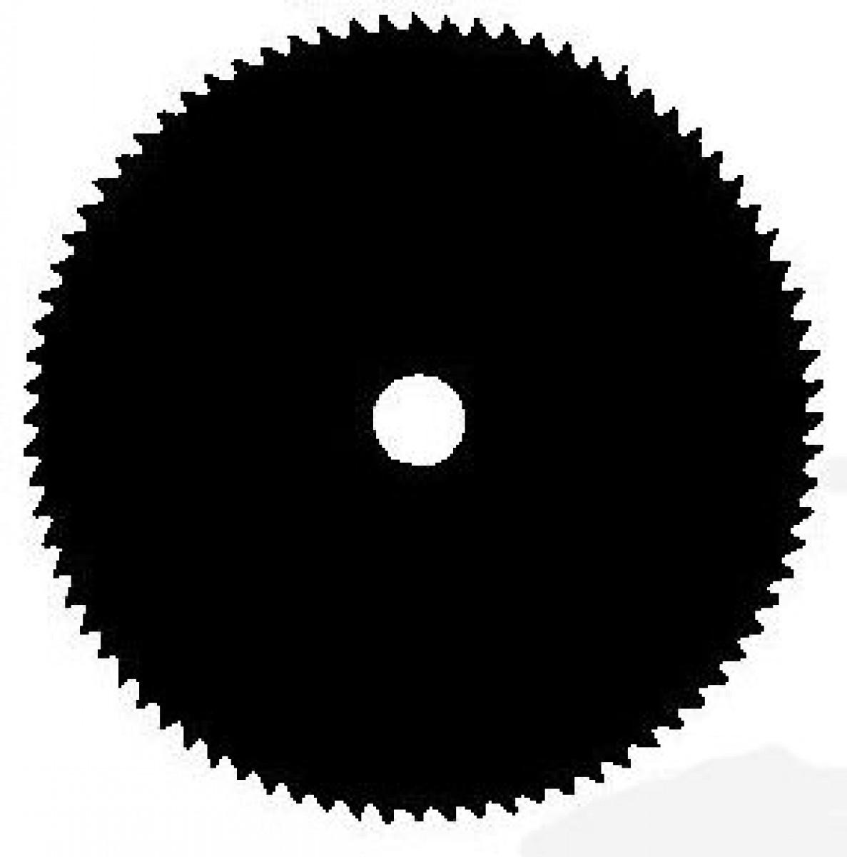 Rezací kotúč Univerzálný 80 ZUBOV - PRIEMER 25,4mm ŠÍRKA 255mm HRÚBKA 1,4mm