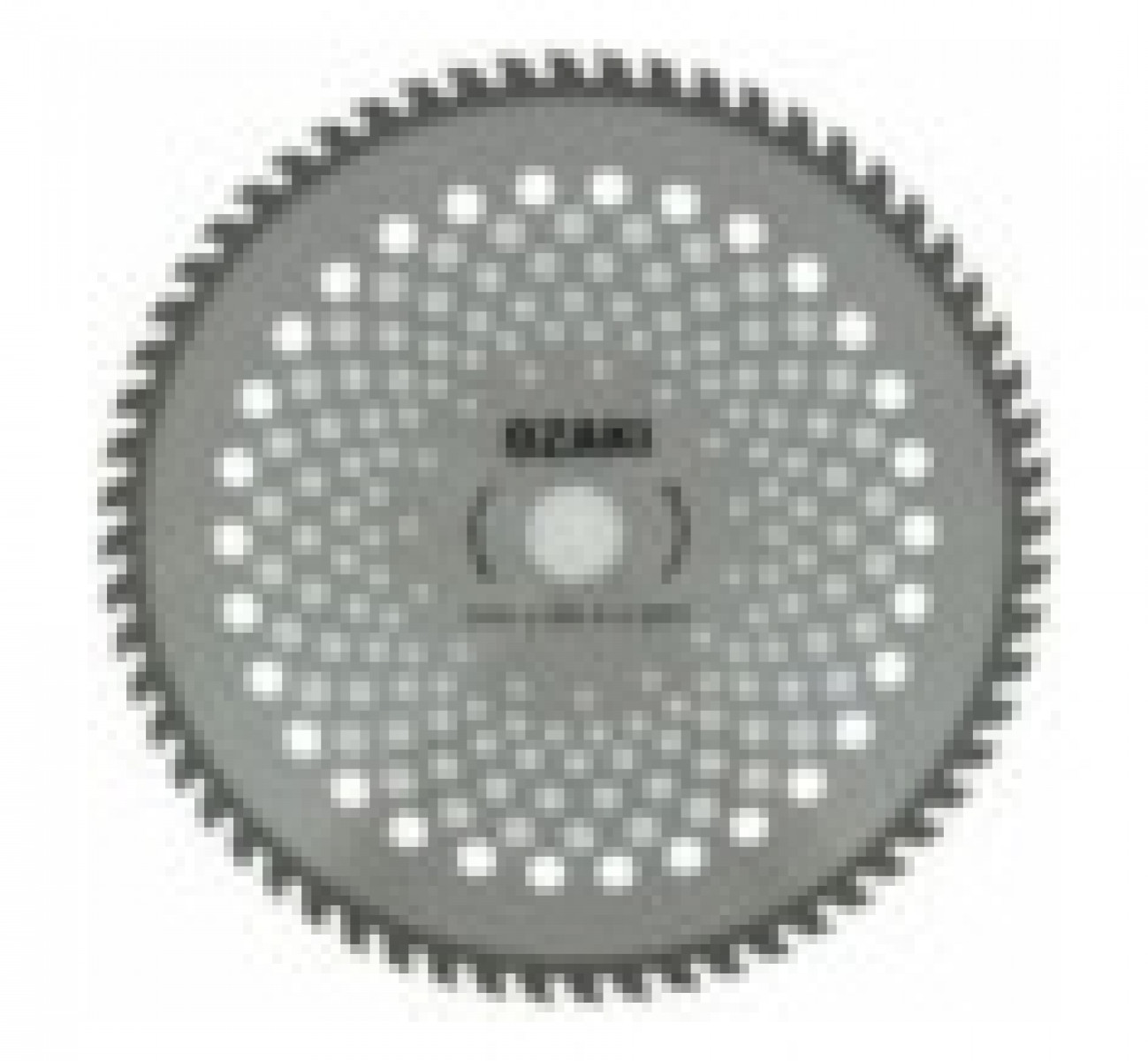 Rezací kotúč Univerzálný 60 ZUBOV - PRIEMER 25,4mm ŠÍRKA 255mm HRÚBKA 1,4mm