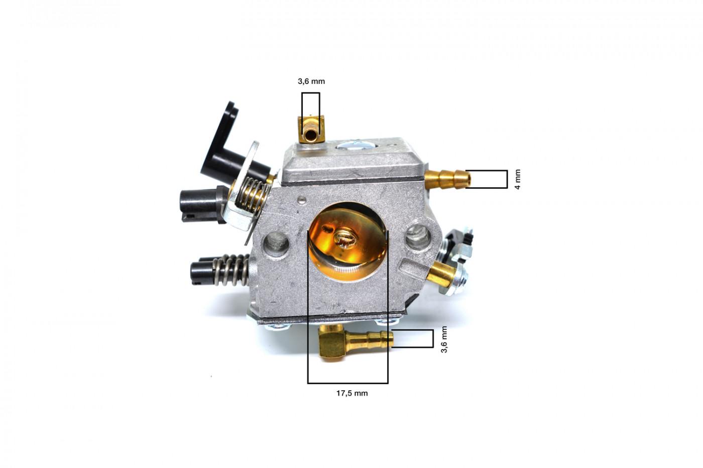 Karburátor WALBRO Oleo-Mac 947 952 | Efco 147 152