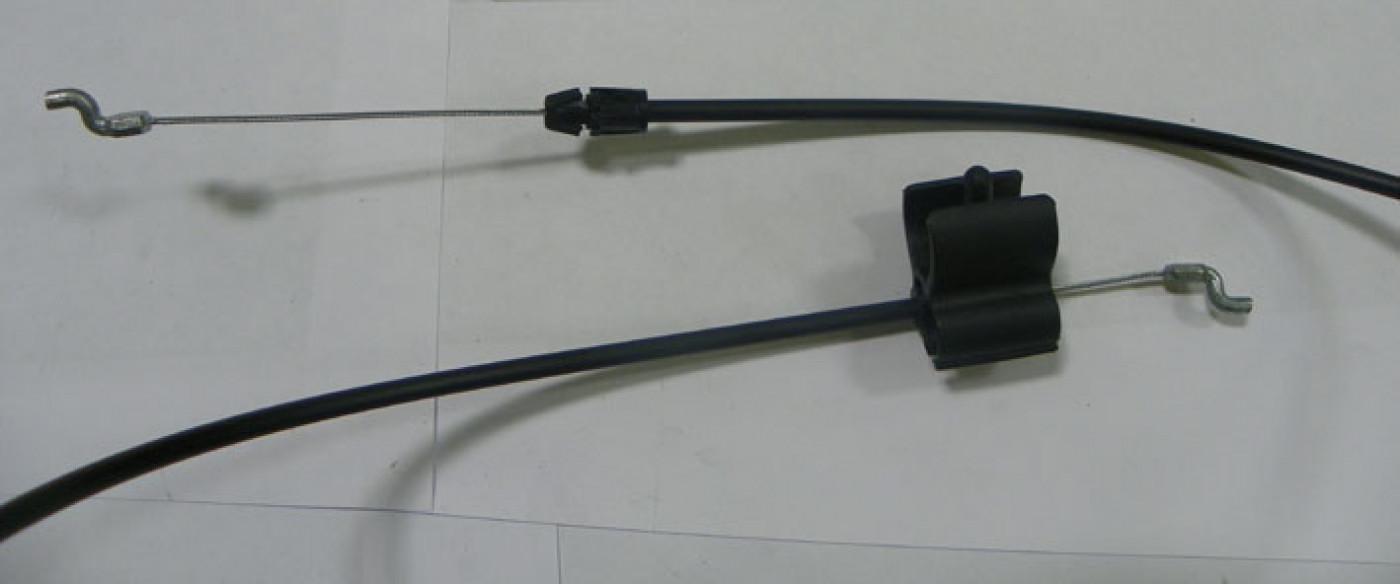 Brzdové lanko KOSAČKY HUSQVARNA NOVÝ TYP 1315mm x 1150mm - 420939