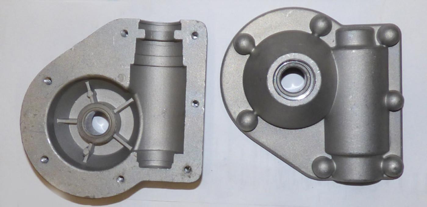 Plášť prevodovky rotora ZLST651Q PRAVÝ - SJ-101A
