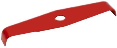 Ocelový nůž pro křovinořezy - 300mm x 4,0mm, univerzální montáž
