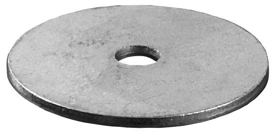 Plochá ocelová podložka