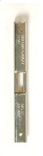 Měrka pro snížení omezovacích patek 0,75mm
