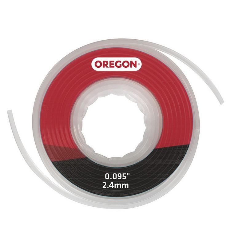 Žací struna pro Gator Speedload  10 disků x (2,4mm x 3,86m) 38,6m