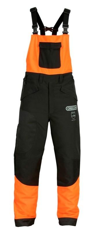 Protipořezové kalhoty WAIPOUA s laclem