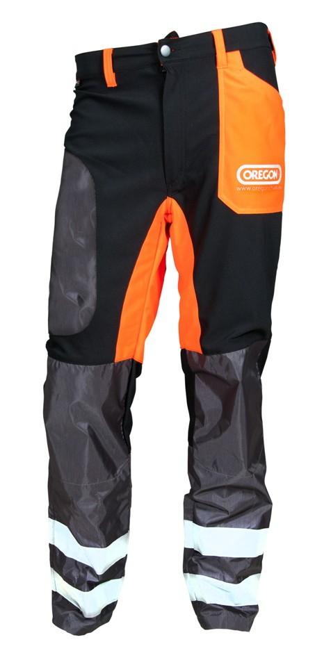 Kalhoty pro práci s křovinořezem