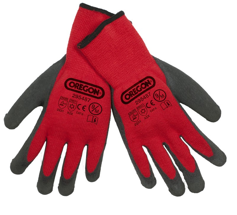 Pracovní rukavice do chladného počasí
