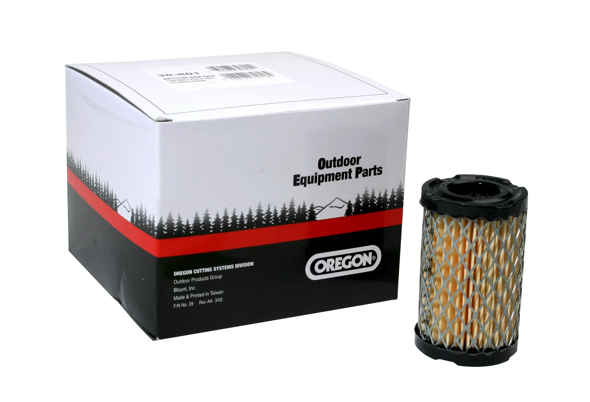 Vzduchový filtr do sekaček s motorem Tecumseh Spektra,Centura (5 ks)