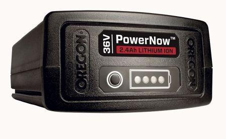 Baterie B400E 2.4 Ah 36V 548206