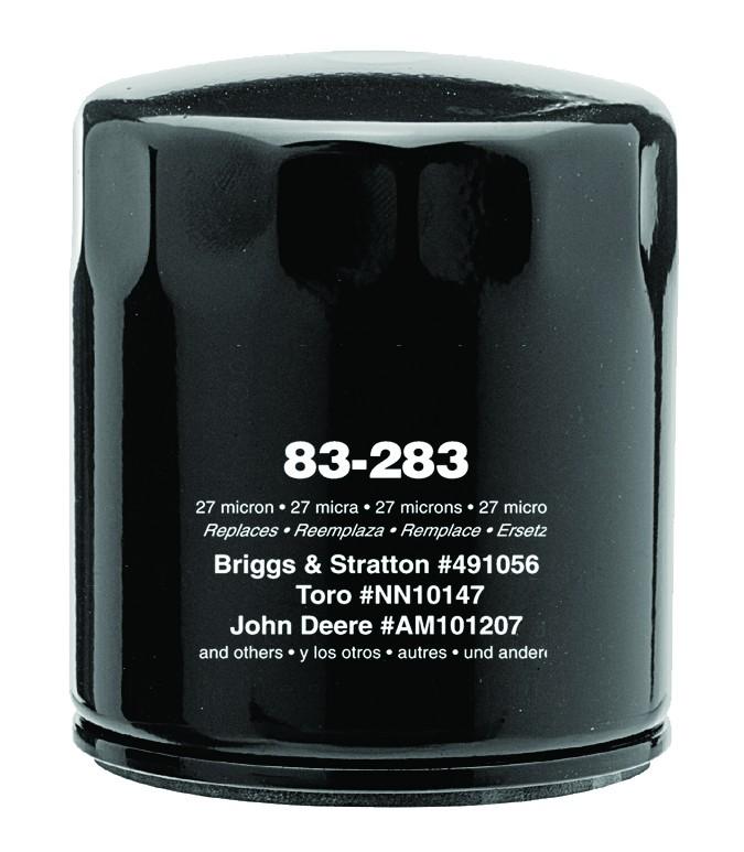 Olejový filtr pro motory travních sekaček (B&S 491056)