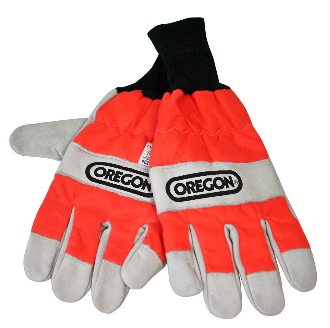 Protipořezové rukavice - ochrana levé ruky