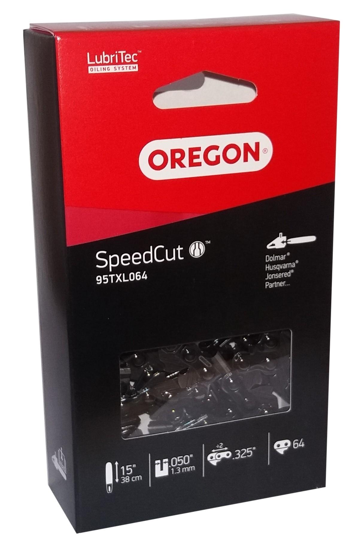"""Pilový řetěz SpeedCut 95TXL064E 38cm (15) .325"""" 1,3mm - 64 článků"""""""
