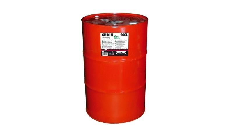 Bio olej na mazání řetězu 200L