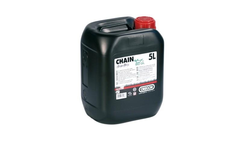 Bio olej pro mazání řetězu 5L