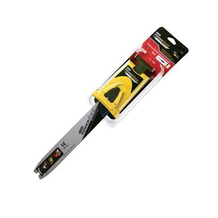 """Vodící lišta 14 - 140SDEA318 PowerSharp + ostřící adaptér"""""""