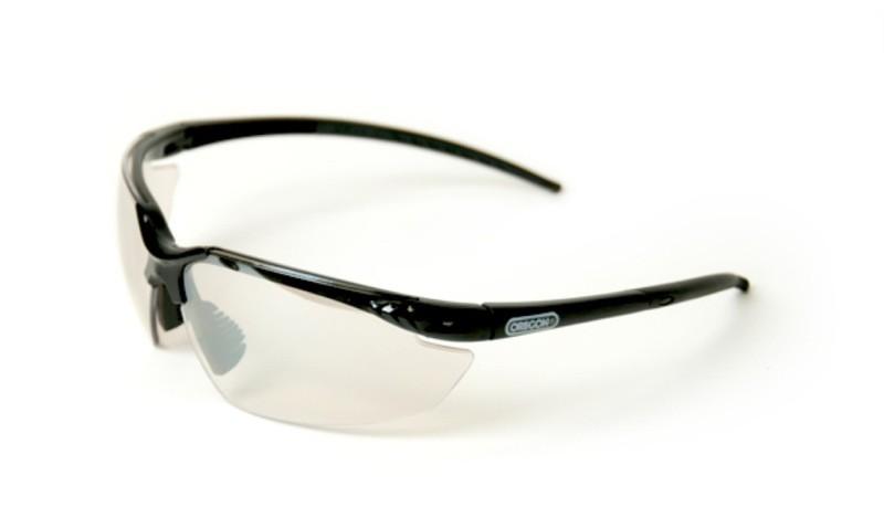 Ochranné brýle - stříbrně zrcadlové