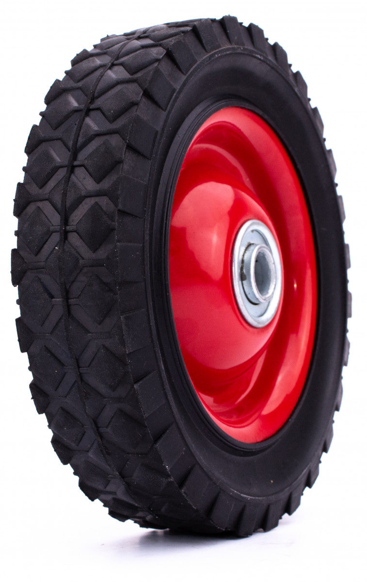 Univerzálne koleso 150mm - kovové ložisko, gumená pneumatika
