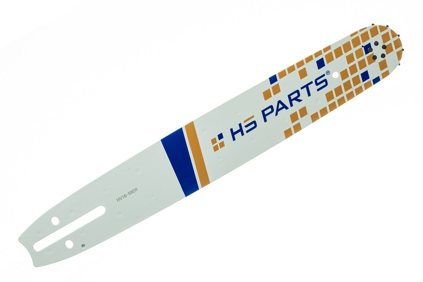 "HS PARTS Vodiaca líšta 16"" (40 cm) 3/8"" .058"" (1,5 mm) 60 čl."
