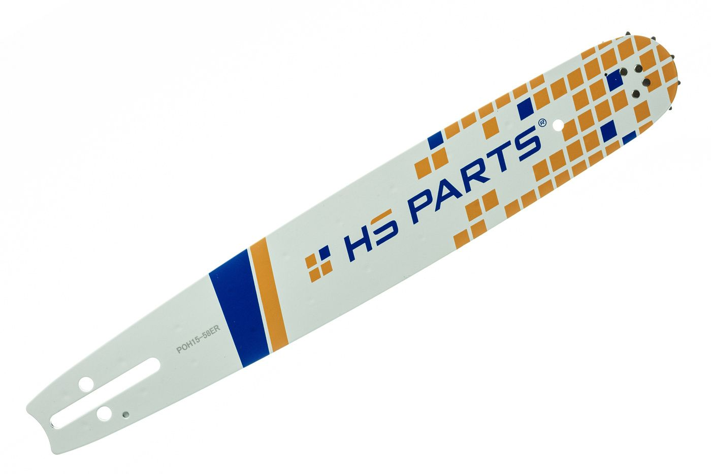 "HS PARTS Vodiaca líšta 15"" (38 cm) 3/8"" .058"" (1,5 mm) 56 čl."