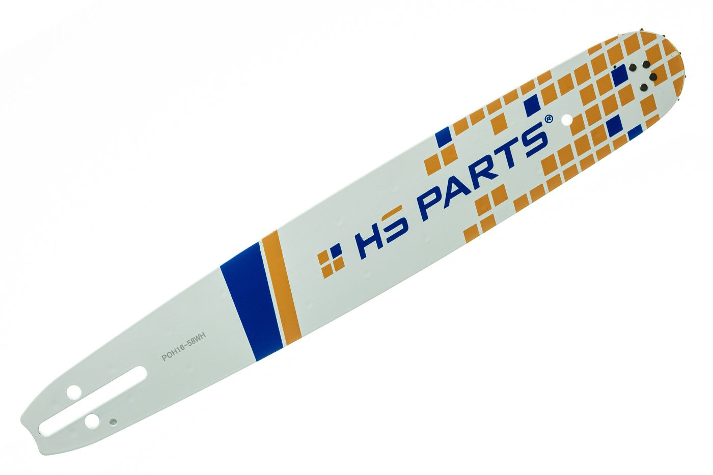 "HS PARTS Vodiaca líšta 16"" (40 cm) .325"" .058"" (1,5 mm) 66 čl."