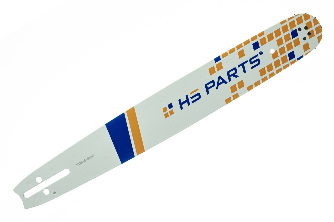 "HS PARTS Vodiaca líšta 18"" (45 cm) 3/8"" .058"" (1,5 mm) 64 čl."
