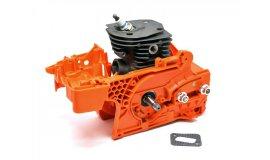 Polomotor Husqvarna 350 + kľuková skriňa AKCIA