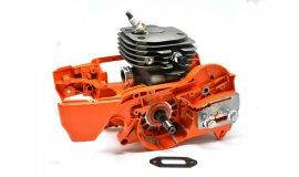 Polomotor Husqvarna 371, 372 Jonsered 2065 2065 + kľuková skriňa + UŠETRÍTE 27 eur - 52mm