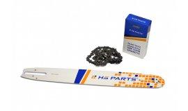 Lišta 40cm + reťaz 67 článkov .325 1,6 mm pre Stihl
