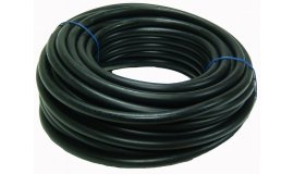 Palivová hadička čierna 3,0mm x 5,0mm - 15m