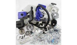 Kompletná opravárenská sada Stihl MS440 044 MS460 046 - modrá zostava