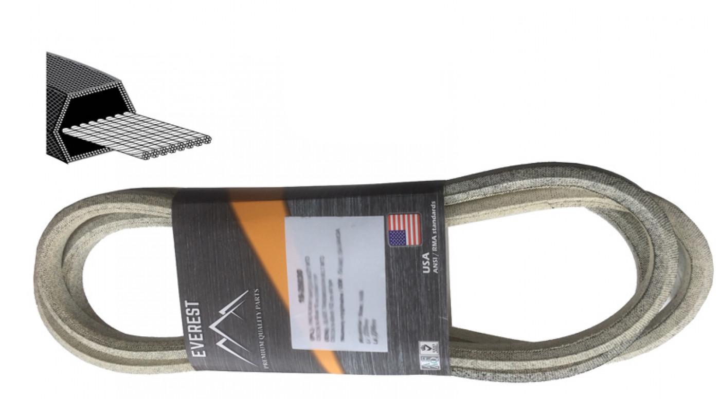 Klinový remeň pohonu nožov MTD DECK 36cali 92cm Nový typ 754-04175 EVEREST - 754-04175