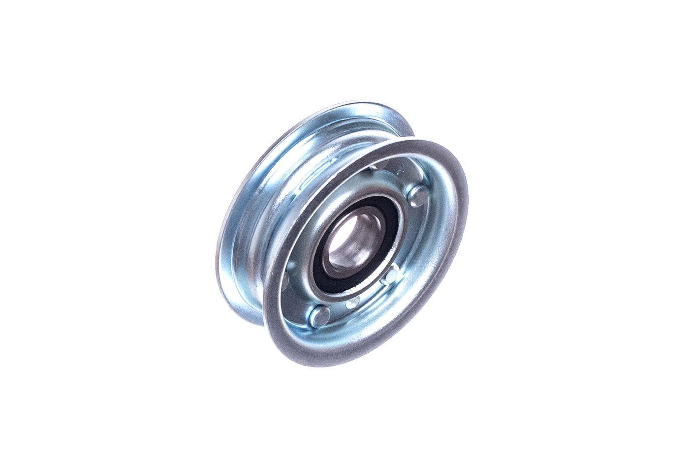 Napínacia kladka remeňa pojazdu pre CASTELGARDEN - kovová 125601576/0