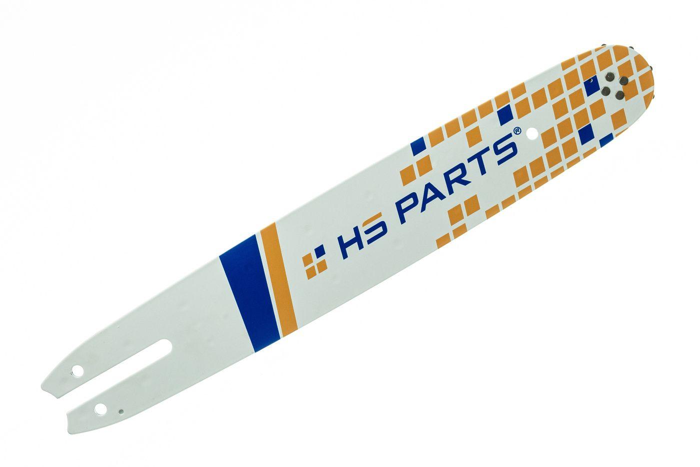 "HS PARTS Vodiaca líšta 14"" (35 cm) 3/8"" .050"" (1,3 mm) 50 čl."
