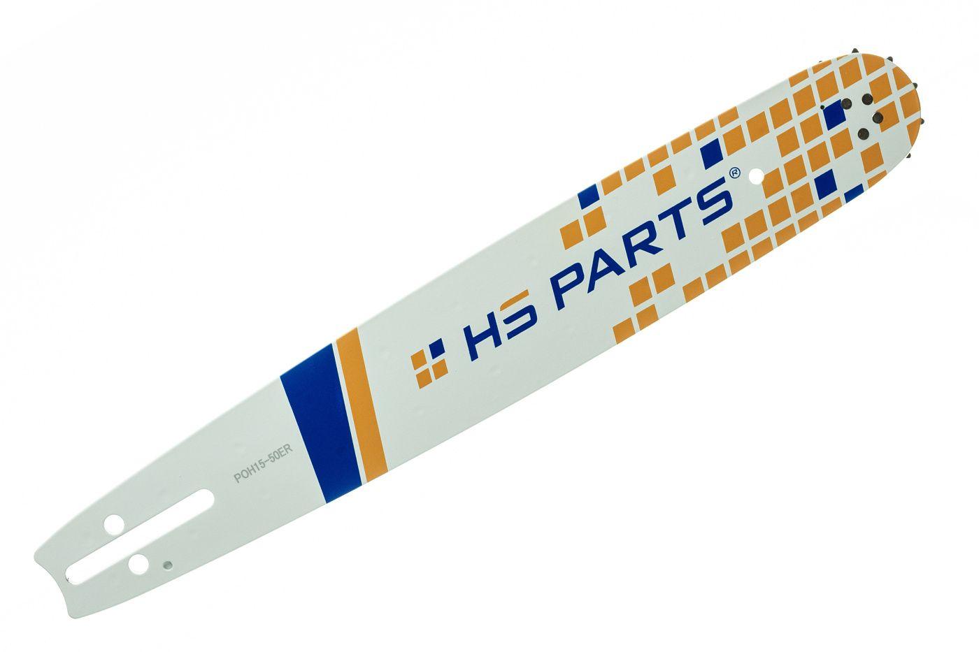 "HS PARTS Vodiaca líšta 15"" (38 cm) 3/8"" .050"" (1,3 mm) 56 čl."