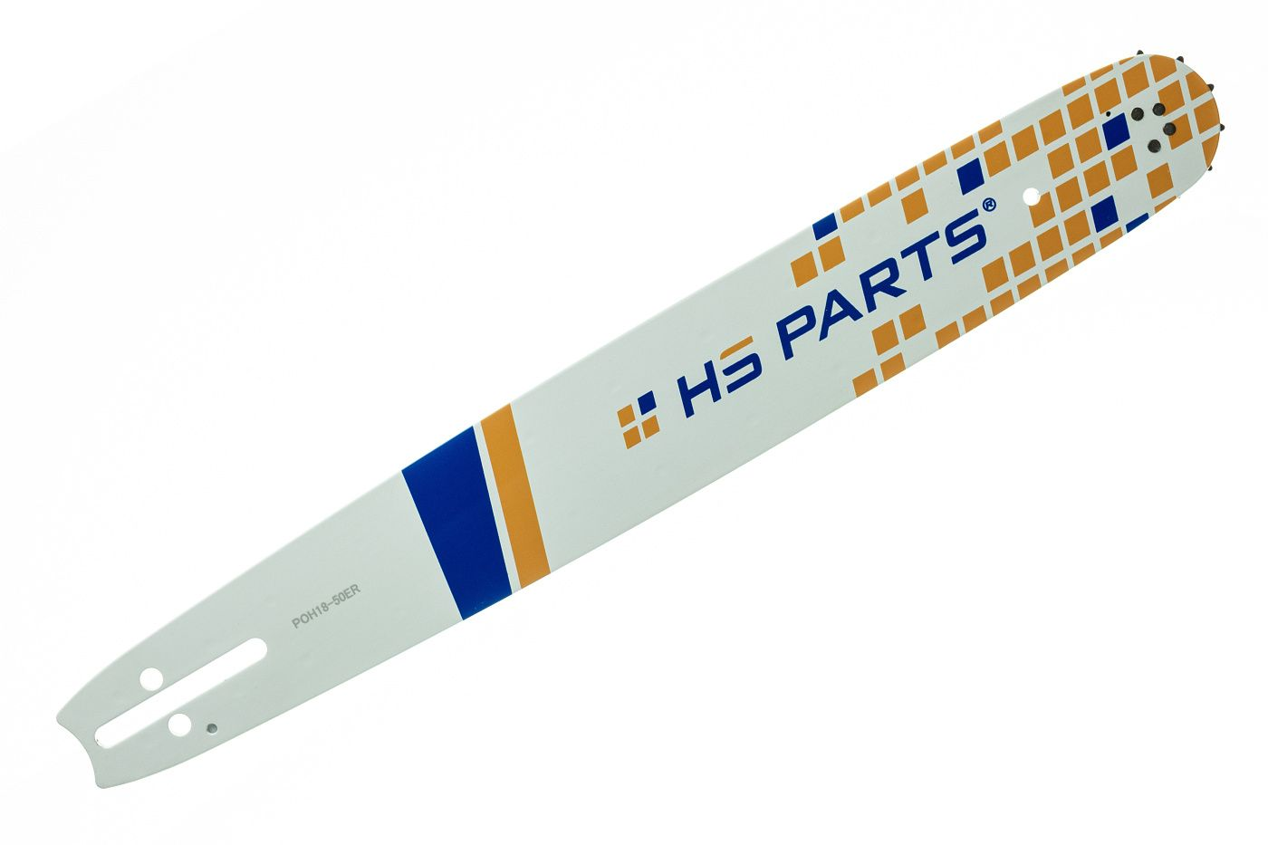 "HS PARTS Vodiaca líšta 18"" (45 cm) 3/8"" .050"" (1,3 mm)??? 64 čl."