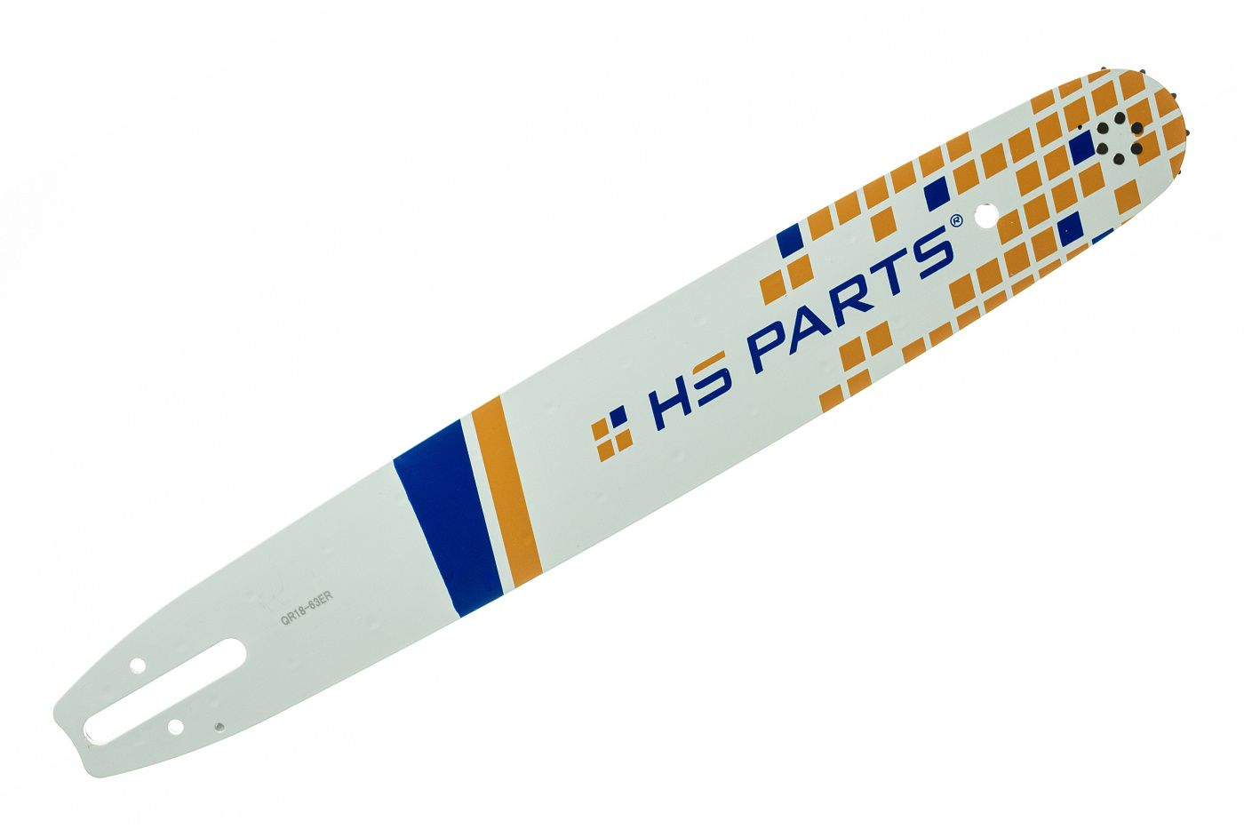 "HS PARTS Vodiaca líšta 18"" (45 cm) 3/8"" .063"" (1,6 mm) 66 čl."