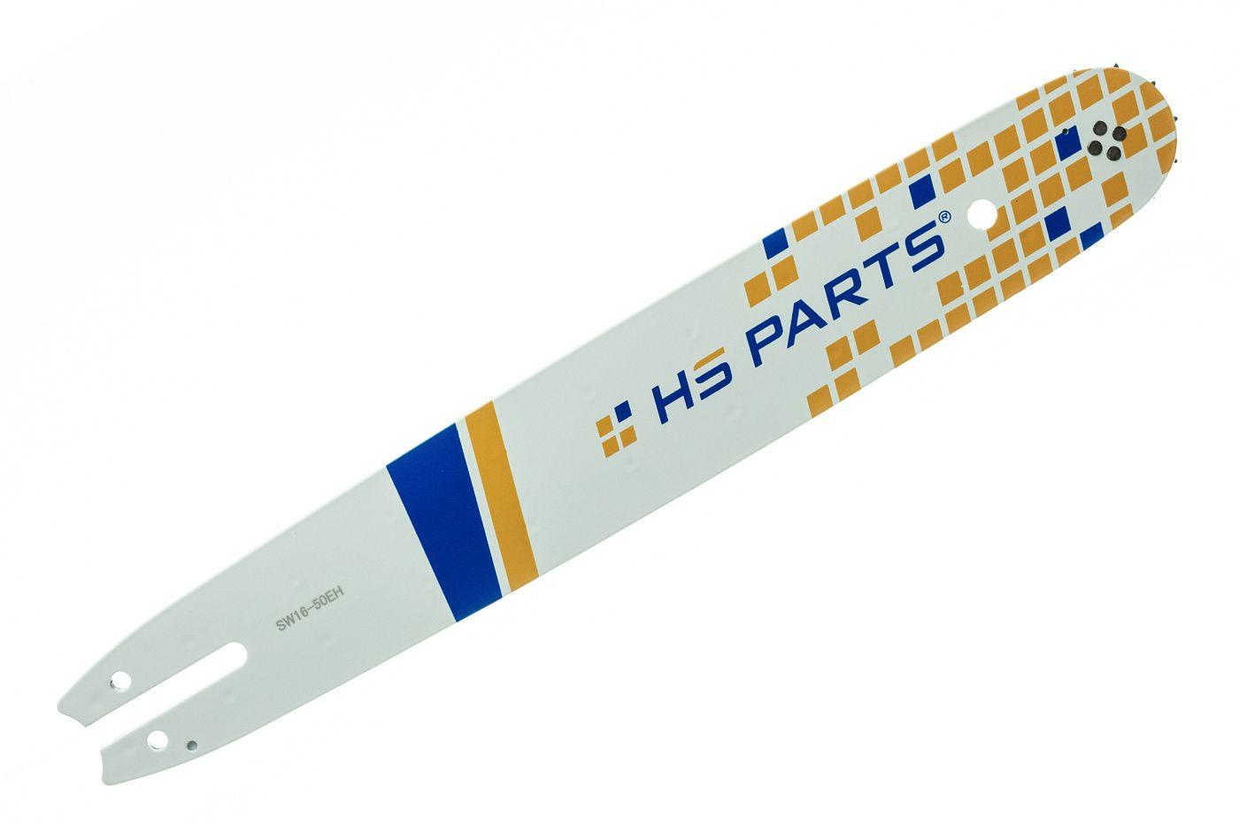 "HS PARTS Vodiaca líšta 16"" (40 cm) .325"".050"" (1,3 mm) 62 čl."